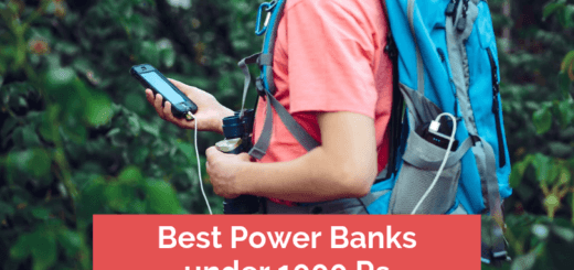 Best Power Banks Under 1000 Rupees